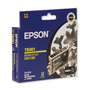 Epson TO461 Black high yield Ink cartridge