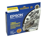 Epson TO621 Black high yield Ink cartridge