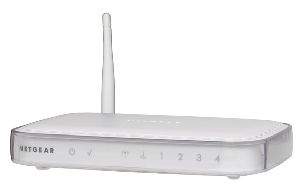 WGR614 54MBPS Wireless G Router